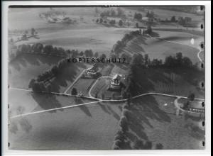 ZZ-1830/ Reit am Tegernsee Foto seltenes Luftbild 1937 18 x 13 cm