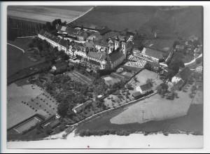 ZZ-1843/ Kloster Au am Inn Foto seltenes Luftbild 1938 18 x 13 cm