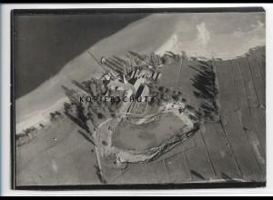 ZZ-1883/ Dingelsdorf b. Konstanz Foto seltenes Luftbild ca.1935 18 x 13 cm