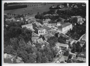 ZZ-1945/ Bad Wörishofen Foto seltenes Luftbild 1938 18 x 13 cm