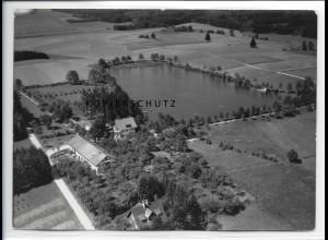ZZ-1947/ Bad Wörishofen Foto seltenes Luftbild 1938 18 x 13 cm
