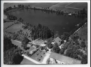 ZZ-1948/ Bad Wörishofen Foto seltenes Luftbild 1938 18 x 13 cm