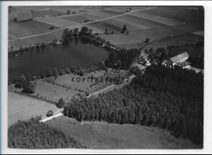ZZ-1949/ Bad Wörishofen Foto seltenes Luftbild 1938 18 x 13 cm