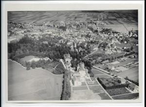 ZZ-1952/ Bad Wörishofen Foto seltenes Luftbild 1934 18 x 13 cm