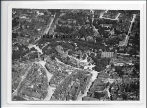 ZZ-1992/ Nürnberg Foto seltenes Luftbild 1936 18 x 13 cm