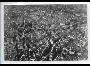 ZZ-1998/ Nürnberg Foto seltenes Luftbild 1937 18 x 13 cm