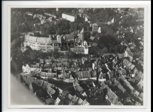 ZZ-1999/ Nürnberg Foto seltenes Luftbild 1937 18 x 13 cm