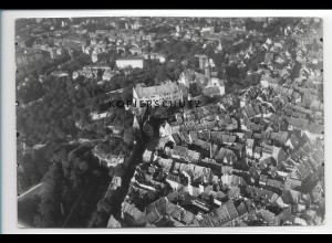 ZZ-2001/ Nürnberg Foto seltenes Luftbild 1939 18 x 13 cm