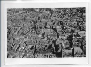 ZZ-2002/ Nürnberg Foto seltenes Luftbild 1939 18 x 13 cm