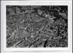 ZZ-2004/ Nürnberg Foto seltenes Luftbild 1939 18 x 13 cm