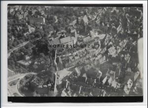 ZZ-2005/ Nürnberg Foto seltenes Luftbild 1939 18 x 13 cm