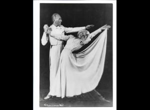 C3882/ Gia & Roy Tanzen Akrobaten Artisten Variete Foto 17 x 12 cm ca.1955