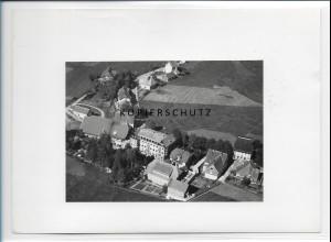 ZZ-2015/ Schönwald seltenes Luftbild ca. 1936 18 x 13 cm