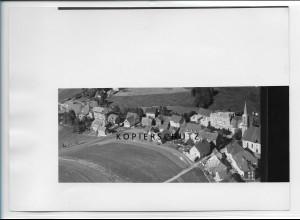 ZZ-2016/ Schönwald seltenes Luftbild ca. 1936 18 x 13 cm
