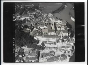 ZZ-2020/ Neuburg a. Donau seltenes Luftbild 1939 18 x 13 cm