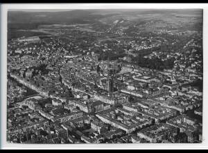 ZZ-2054/ Wiesbaden seltenes Luftbild ca. 1935 18 x 13 cm