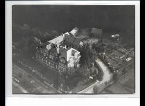 ZZ-3719/ Masserberg Foto seltenes Luftbild 1937 18 x 13 cm