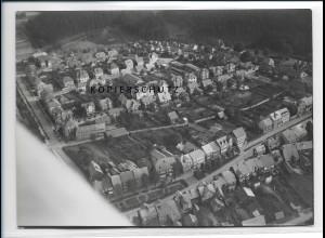 ZZ-2099/ Großbreitenbach seltenes Luftbild 1937 18 x 13 cm