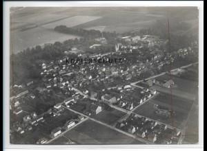 ZZ-2108/ Ichtershausen Thüringen seltenes Luftbild 1937 18 x 13 cm