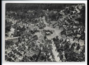 ZZ-2143/ Neustrelitz seltenes Luftbild 1939 18 x 13 cm