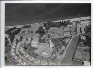 ZZ-5242/ Stralsund Foto seltenes Luftbild 18 x 13 cm 1939