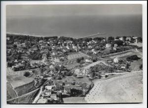 ZZ-5162/ Göhren Rügen Foto seltenes Luftbild 18 x 13 cm 1939