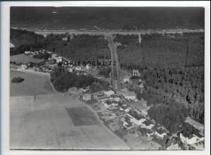 ZZ-2159/ Baabe auf Rügen seltenes Luftbild 1939 18 x 13 cm