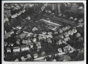 ZZ-2173/ Erfurt seltenes Luftbild 1937 18 x 13 cm