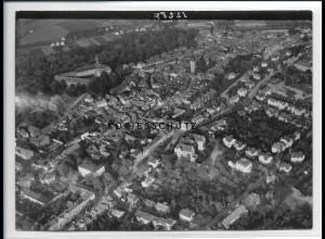ZZ-2191/ Rudolstein seltenes Luftbild 1939 18 x 13 cm