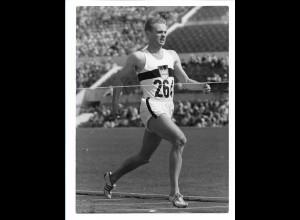 C3910/ Olympiade Rom 1960 Manfred Germar Foto 21 x 15 cm
