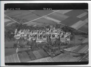 ZZ-2307/ Bernsdorf b. Saalfeld seltenes Luftbild 1938 18 x 13 cm