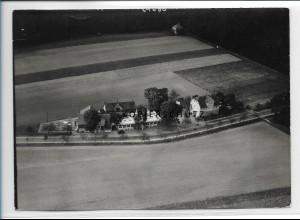 ZZ-2310/ Saalborn b. Blankenhain seltenes Luftbild ca.1938 18 x 13 cm