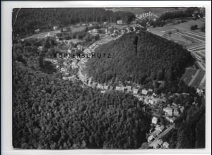 ZZ-2354/ Heiligenstein-Thal seltenes Luftbild 1939 18 x 13 cm