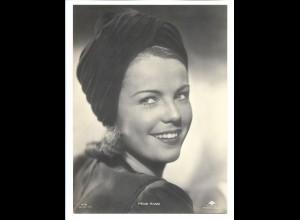 C3956/ Schauspielerin Hilde Krahl Film Foto - Verlag 23,5 x 17,5 cm ca.1942