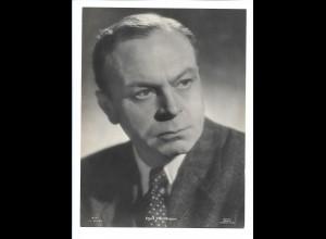 C3954/ Schauspieler Paul Hartmann Film Foto - Verlag 23,5 x 17,5 cm ca.1942