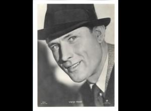 C3952/ Schauspieler Viktor Stahl Film Foto - Verlag 23,5 x 17,5 cm ca.1942