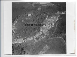 ZZ-2362/ Ziegenrück seltenes Luftbild 1939 18 x 13 cm