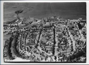 ZZ-2889/ Barth Foto seltenes Luftbild 1939 18 x 13 cm