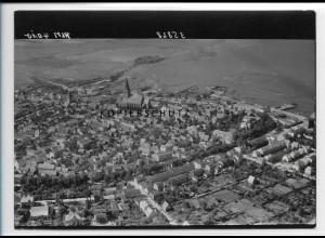 ZZ-2367/ Barth seltenes Luftbild 1939 18 x 13 cm