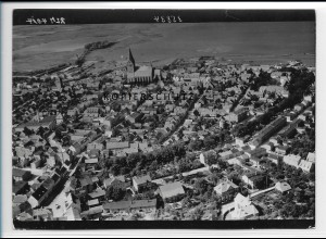 ZZ-2369/ Barth seltenes Luftbild 1939 18 x 13 cm