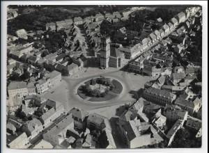 ZZ-2378/ Neustrelitz seltenes Luftbild 1939 18 x 13 cm
