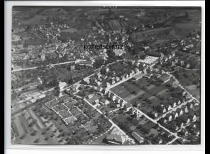 ZZ-0095/ Haslach bei Wolfach seltenes Foto Luftbild ca.1935 18 x 13 cm