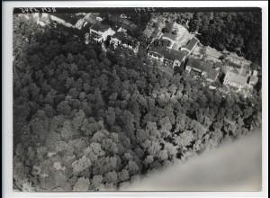 ZZ-2433/ Ostseebad Graal-Müritz seltenes Luftbild 1939 18 x 13 cm