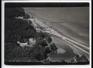 ZZ-2401/ Heiligendamm seltenes Luftbild 1939 18 x 13 cm