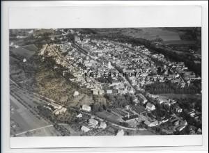 ZZ-5101/ Treuenbrietzen Foto seltenes Luftbild 1938 18 x 13 cm