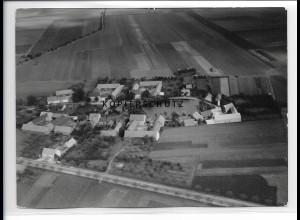 ZZ-2471/ Schmögelsdorf b.Treuenbrietzen Foto seltenes Luftbild 1938 18 x 13cm