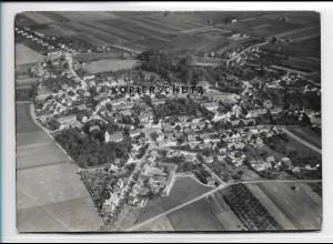 ZZ-2473/ Osterweddigen Sülzetal Foto seltenes Luftbild 1938 18 x 13 cm