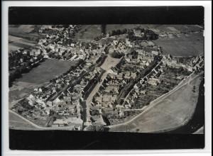 ZZ-2469/ Jessen Foto seltenes Luftbild 1939 18 x 13cm