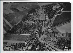 ZZ-2447/ Jerichow Foto seltenes Luftbild 1939 18 x 13 cm
