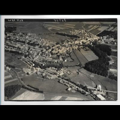 ZZ-2512/ Hasselfelde Harz Foto seltenes Luftbild 1939 18 x 13 cm